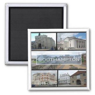 GB * England - Southampton Magnet