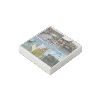 GB  England - Yorkshire - Fridge Magnet - Whitby -