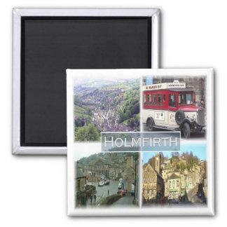 GB * England - Yorkshire - Holmfirth Magnet