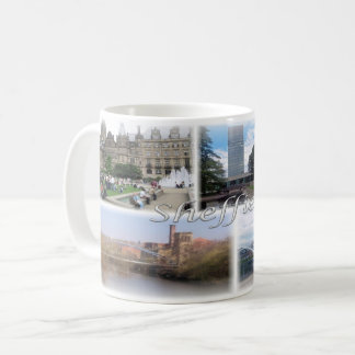 GB England - Yorkshire - Sheffield - Coffee Mug