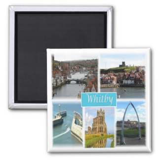 GB * England - Yorkshire - Whitby Magnet
