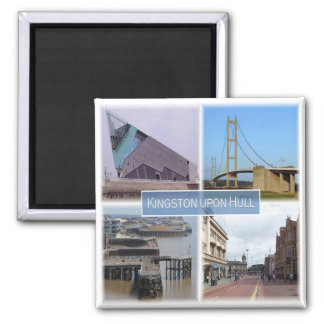 GB * Kingston upon Hull - Yorkshire Magnet