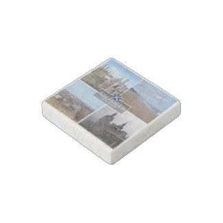 GB  Scotland - Aberdeen - Coast - Stone Magnets