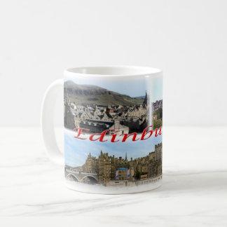 GB  Scotland - Edinburgh Coffee Mug