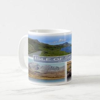 GB Scotland -  The Isle of Skye Scotland - Coffee Mug