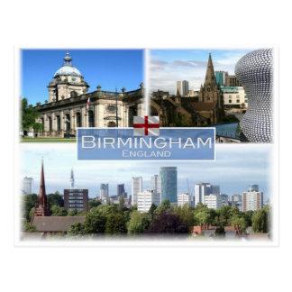 GB United Kingdom - England - Birmingham - Postcard
