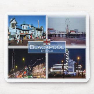 GB United Kingdom -  England - Blackpool - Mouse Pad