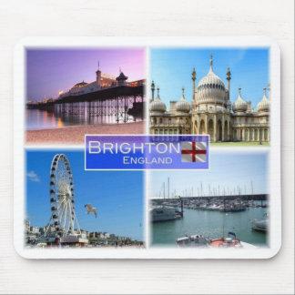 GB United Kingdom - England - Brighton - Mouse Pad