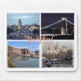 GB United Kingdom - England - Bristol - Mouse Pad