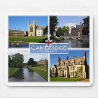 GB United Kingdom - England - Cambridge - Mouse Pad