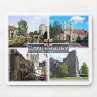 GB United Kingdom - England - Canterbury - Mouse Pad