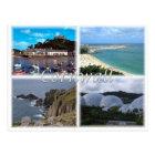 GB United Kingdom - England -Cornwall - Postcard