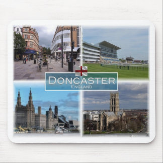 GB United Kingdom -  England - Doncaster - Mouse Pad