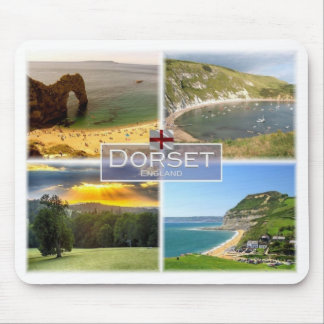 GB United Kingdom - England - Dorset - Mouse Pad