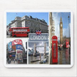 GB United Kingdom - England - London - Mouse Pad