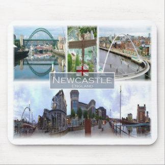 GB United Kingdom - England - Newcastle - Mouse Pad