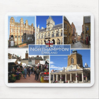 GB United Kingdom - England - Northampton - Mouse Pad