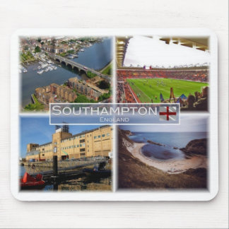 GB United Kingdom - England - Southampton - Mouse Pad