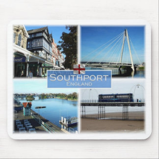 GB United Kingdom - England - Southport - Mouse Pad