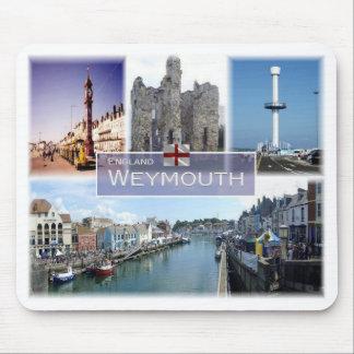 GB United Kingdom - England - Weymouth - Mouse Pad