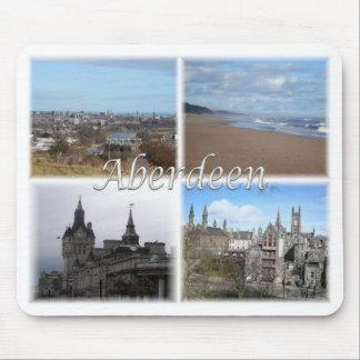 GB United Kingdom - Scotland - Aberdeen - Mouse Pad