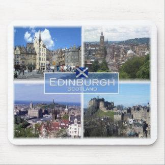 GB United Kingdom - Scotland - Edinburgh - Mouse Pad
