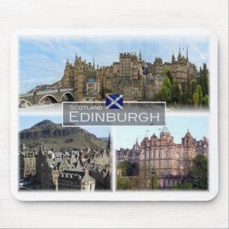 GB United Kingdom - Scotland - Edinburgh Mouse Pad