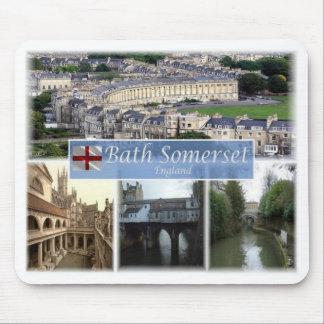 GB United Kingdomm - England - Bath Somerset - Mouse Pad