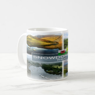 GB Wales -  Snowdonia National Park - Coffee Mug