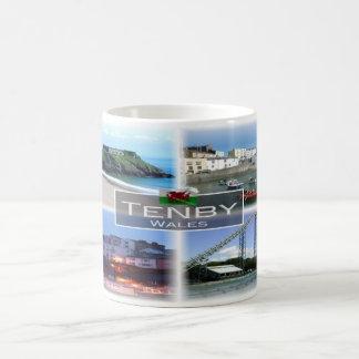 GB Wales - Tenby - Coffee Mug