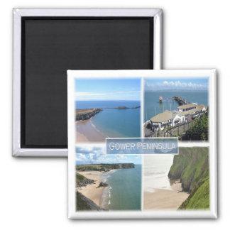 GB *  welsh - Gower Peninsula Mumbles Magnet