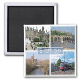 GB * - Yorkshire - Sheffield Magnet