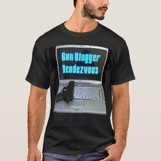GBR logo2 Black T-Shirt