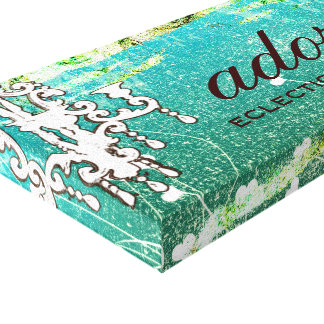 GC  Adore Vintage Turquoise SIGN