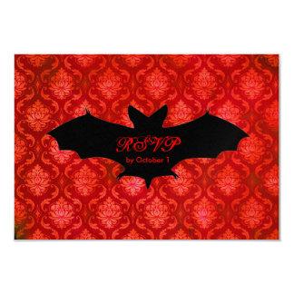 GC | Battin' a Thousand  La Rouge RSVP Card