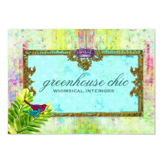 GC Greenhouse Chic Gift Certificate Card