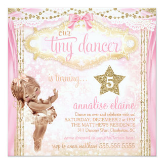GC Magical Vintage Tiny Dancer African American Card