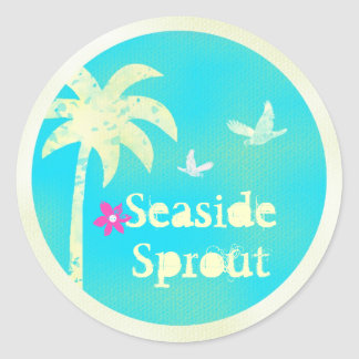 GC Paradise Found Sticker