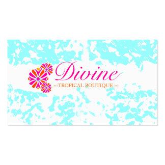 GC | Refreshing Water Grunge Business Card Templates