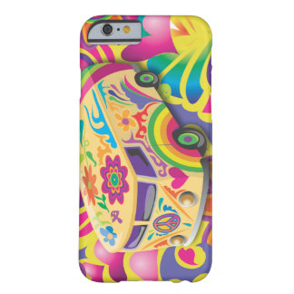 GC Ticket to Ride Hippy Peace Bus iPhone 6 case