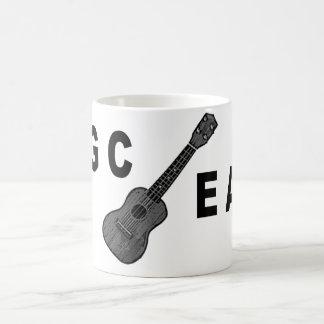 GCEA (Ukulele) Coffee Mug