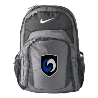 GCWX Nike Performance Backpack, Anthracite/Black