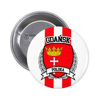 Gdańsk 2 Inch Round Button