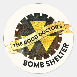GDBS Logo stickers