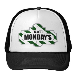 GDIMonday's Trucker Hat