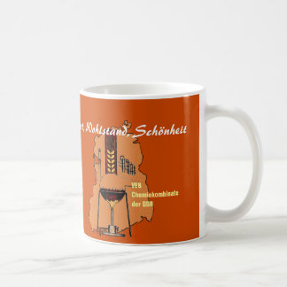 GDR advertising Design of chemistry collective com Coffee Mug