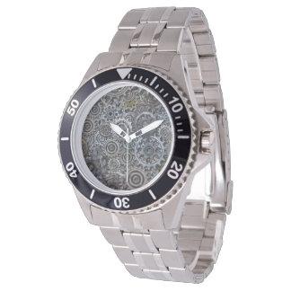 Gear Design Wristwatch