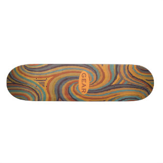 GEAR Designs Skate Decks