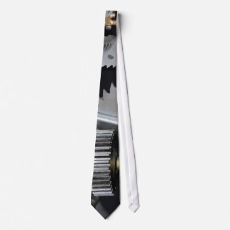 Gear-head tie