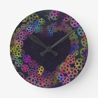Gear love wallclocks